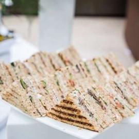 Coffret Sandwiches Gastronome - FOCACCIA - 5 personnes